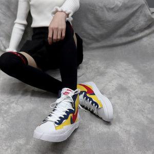 Sacai x Nike Blazer High